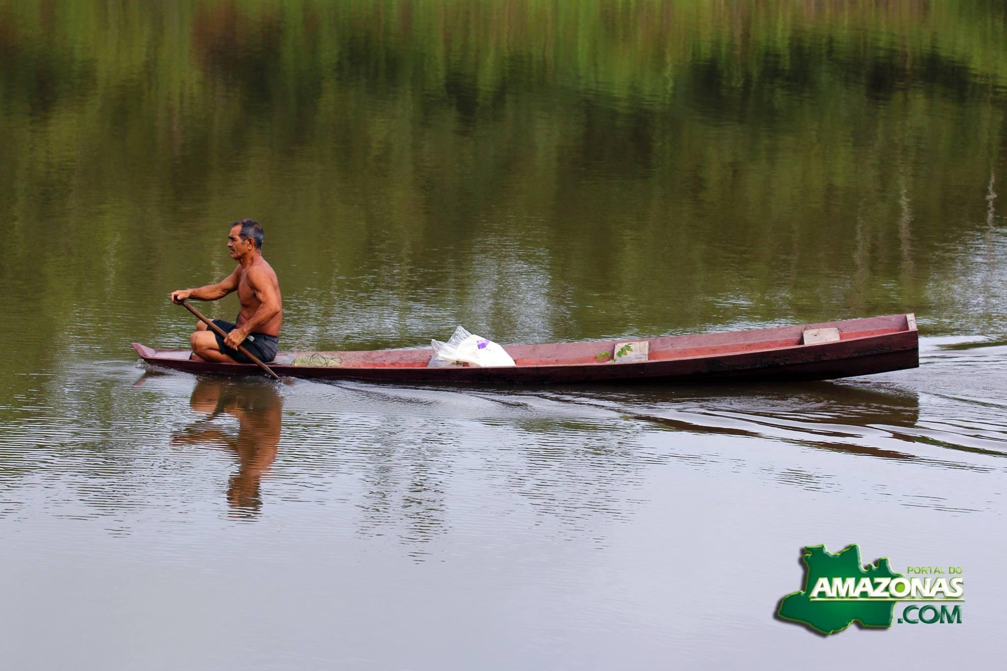 Ribeirinhos da Amazônia