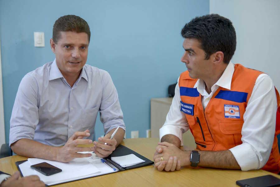 Ministro da Integração garante celeridade na liberação de ajuda a Manaus
