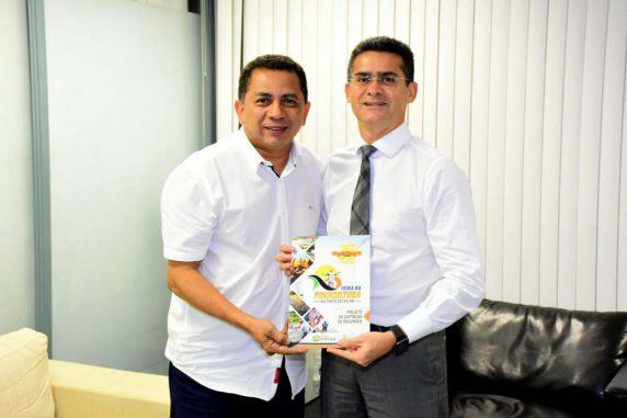 Emenda de David Almeida permite realização da Feira da Piscicultura em Rio Preto da Eva