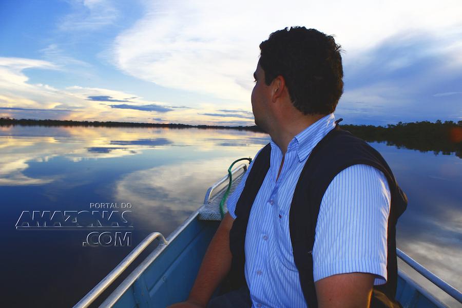 Nosso Gigante Rio Amazonas tem 9 milhões de Anos