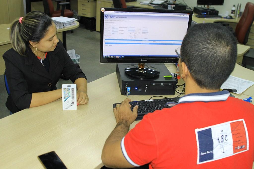 Secretaria de Segurança Pública do Amazonas (SSP-AM)registra quase 600 solicitações de bloqueio de celular após implantação de sistema