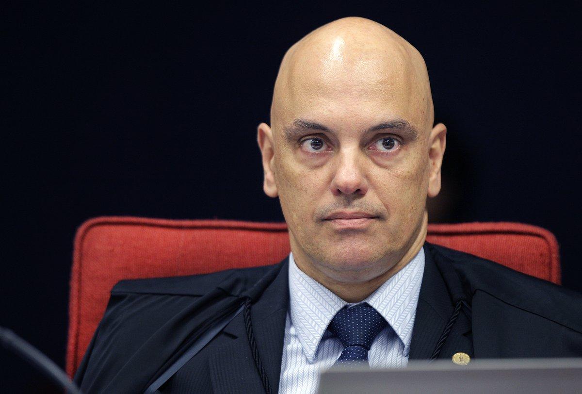 Ministro Alexandre de Moraes participa de primeira sessão de Turma no STF