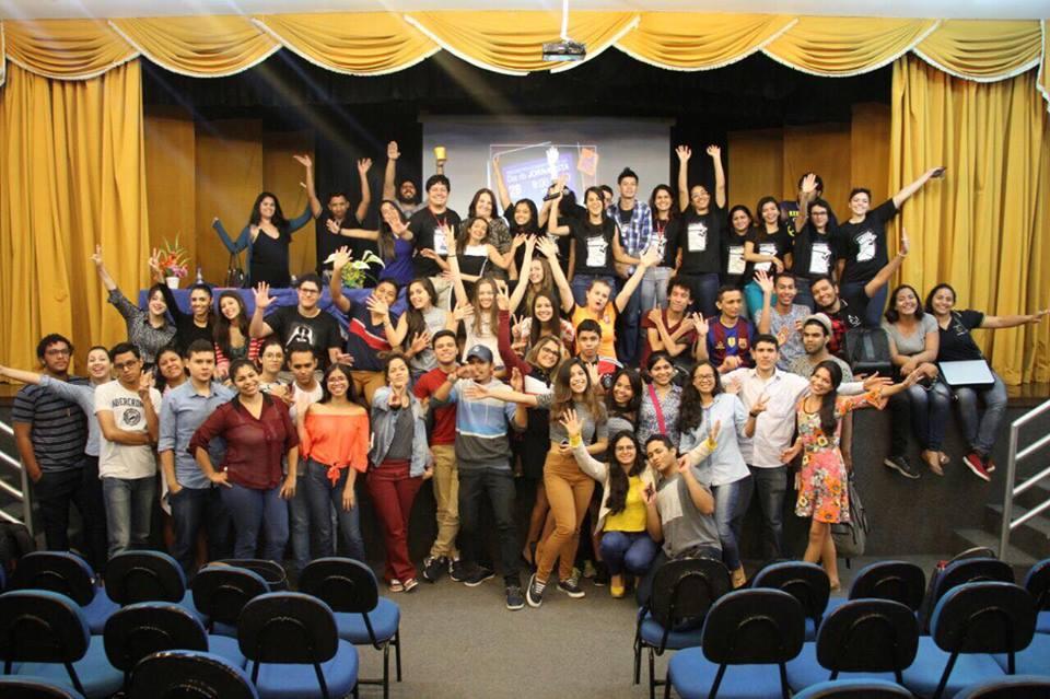 Webjornalismo e o Mercado de Trabalho são debatidos por estudantes, em Manaus