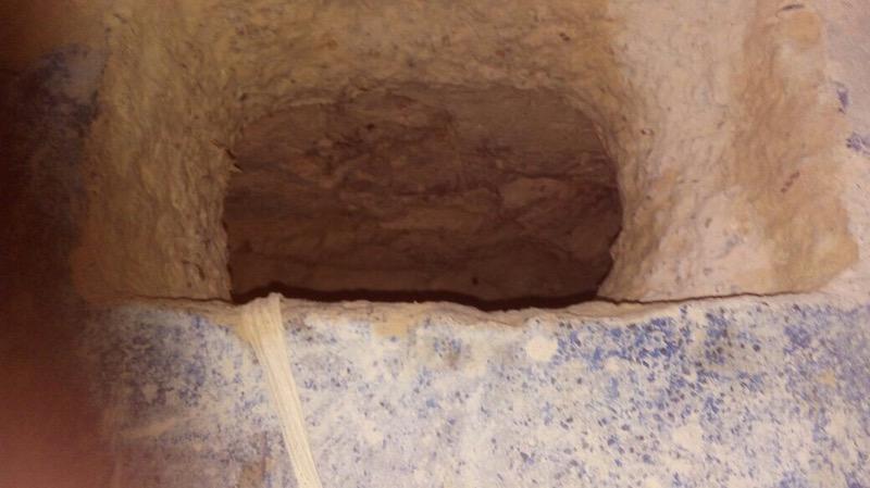 Secretaria de Estado de Administração Penitenciária do Estado (Seap) encontra túnel no regime fechado do Compaj