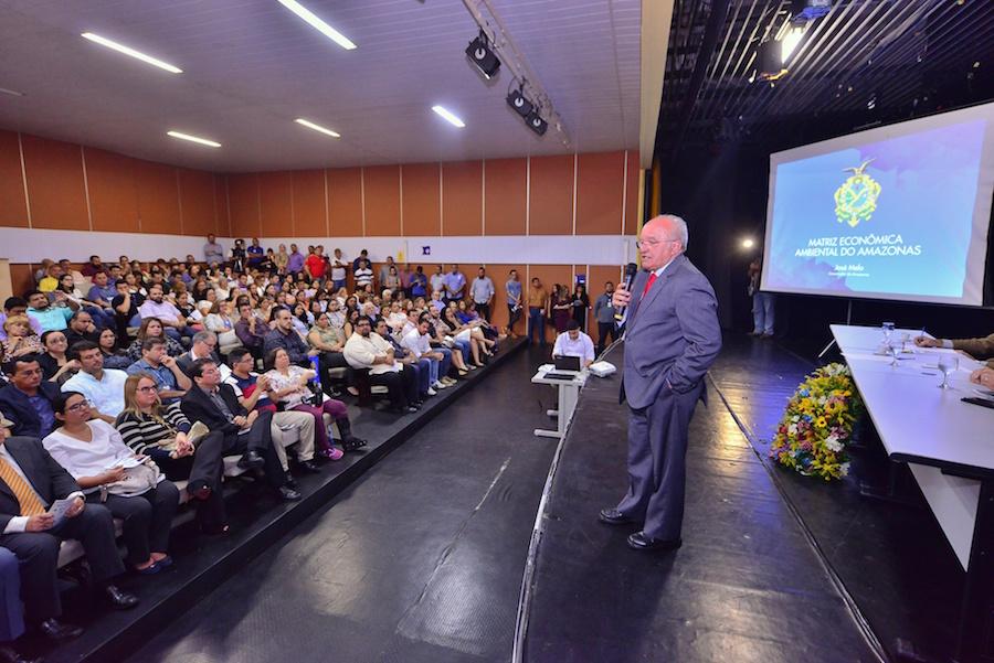 Governador José Melo lança Política de Desenvolvimento de Pessoal para os funcionários públicos do Amazonas