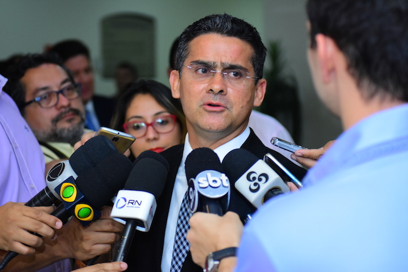 Governador David Almeida garante Curso de Formação para aprovados no Concurso da Polícia Civil