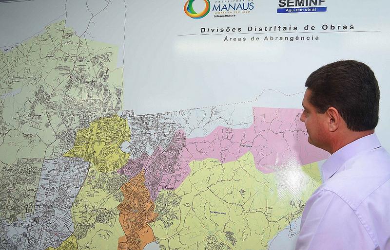 Marcos Rotta traça metas para a gestão na Seminf