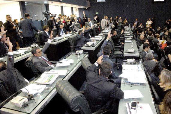 """""""PEC do Teto dos Gastos Públicos"""" começa a receber emendas na Assembleia Legislativa"""