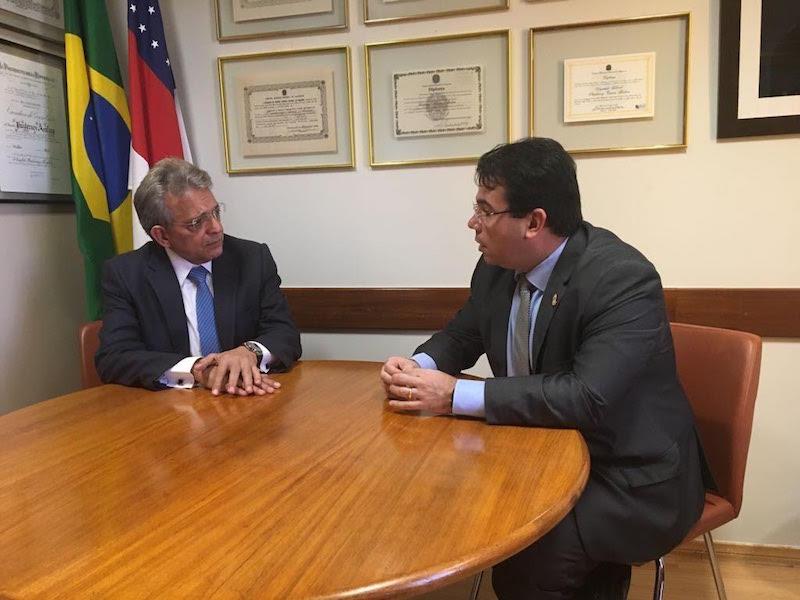 Wilker tem agenda marcada com Rodrigo Maia para definir próximos passos para a implementação da Rádio Câmara Manaus