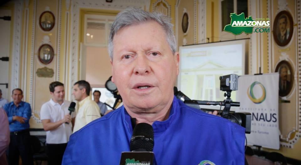 Arthur Neto envia e-mail para Ministra Carmen Lúcia