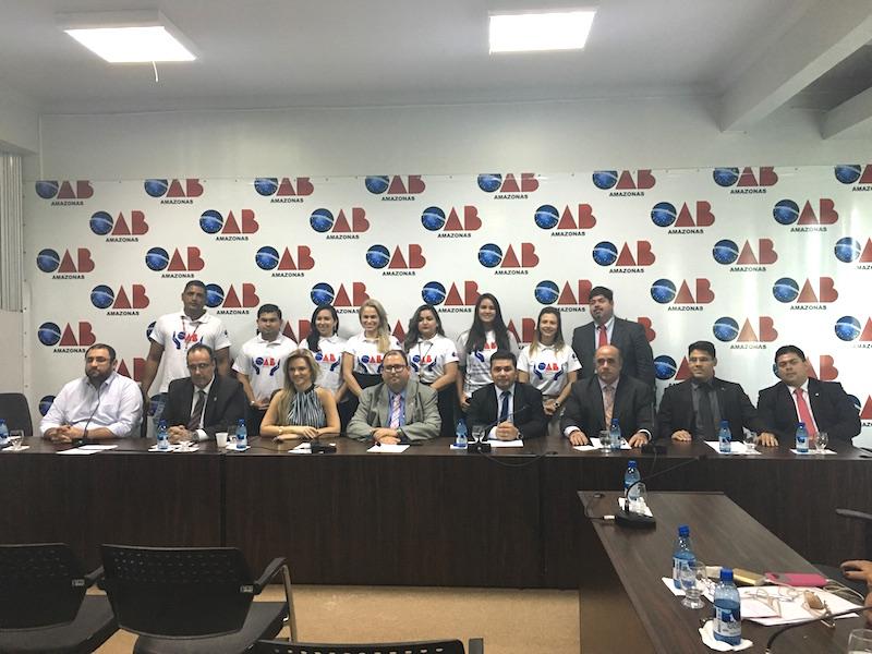 Projeto da OAB Amazonas em parceria com a Secretaria de Segurança Pública vai dar oportunidade a estudantes de Direito
