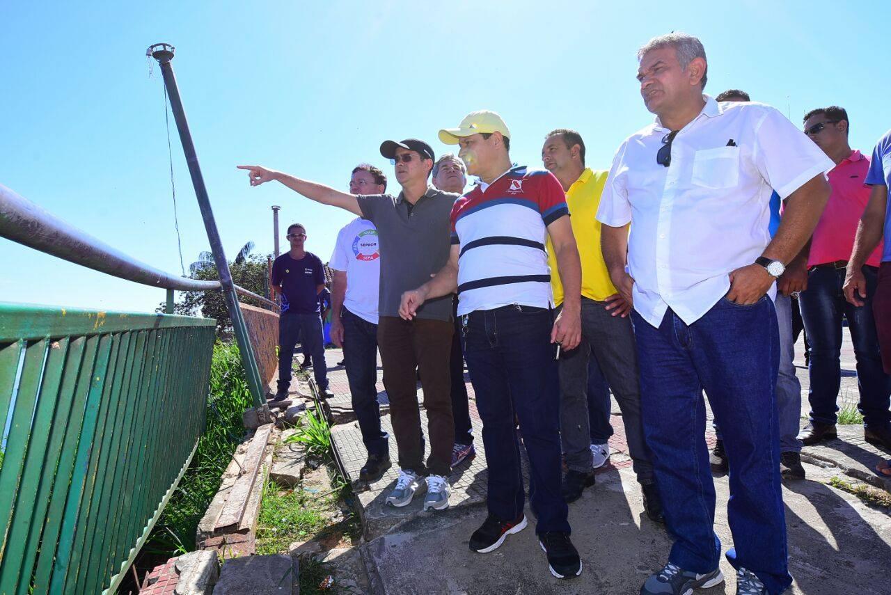 Governador vai a Tapauá e anuncia investimento de mais de R$ 27 milhões em obras