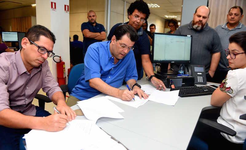 Coligação União pelo Amazonas registra candidaturas de Eduardo Braga e Marcelo Ramos no TRE/AM
