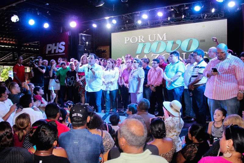Wilker Barreto lança candidatura e defende aliança com o povo