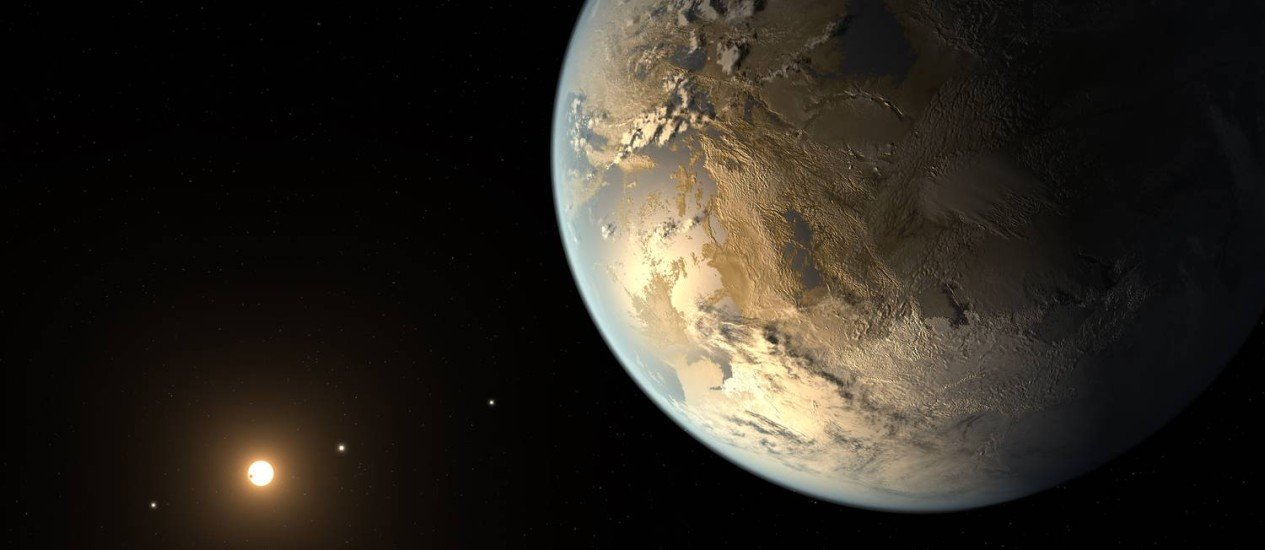 Nasa descobre 10 planetas que podem abrigar vida