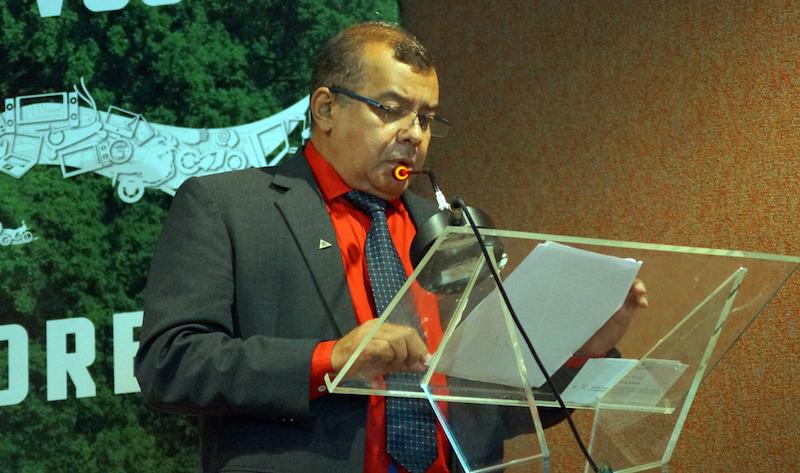 Appio Tolentino promete SUFRAMA mais célere e sempre de portas abertas para a classe empresarial