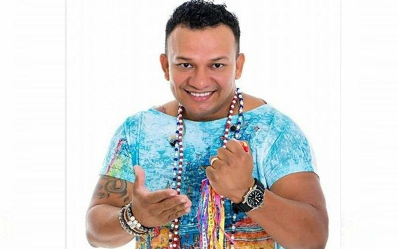 Cantor Melvino  Júnior foi morto por engano, diz delegado