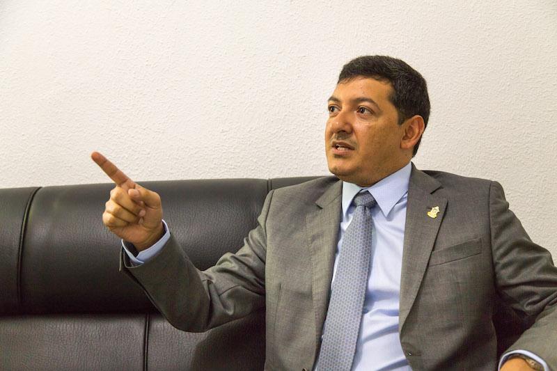 Felipe Souza desmente boatos que questionam validade de sua candidatura e segue firme na chapa de Rebecca Garcia