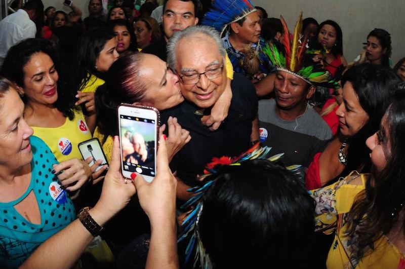 Amazonino: Mulheres irão compor metade do secretariado