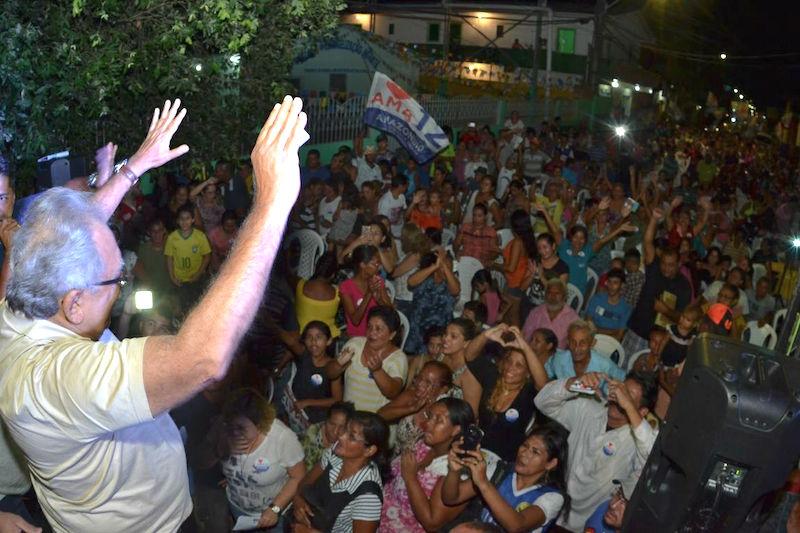 Amazonino vai devolver serviços essenciais, no Novo Israel