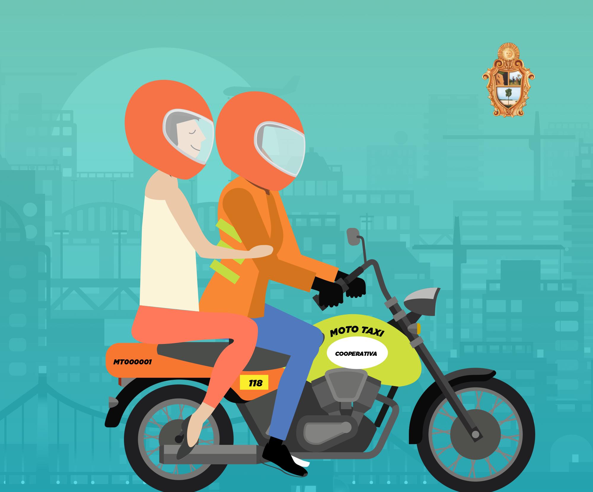 Cinco super vantagens na utilização do Mototáxi legalizado em Manaus