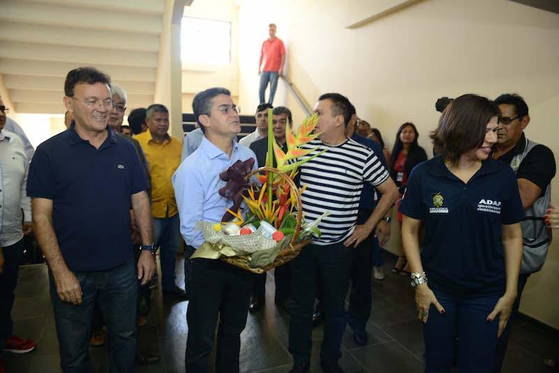 Governador David Almeida anuncia retomada do pagamentos da subvenção da Malva e Juta