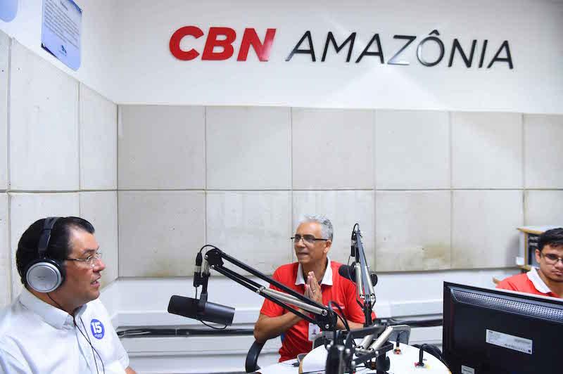 """Se nos próximos 15 meses continuarmos do mesmo jeito, a crise vai ficar insuportável no Amazonas"""", afirma Eduardo"""
