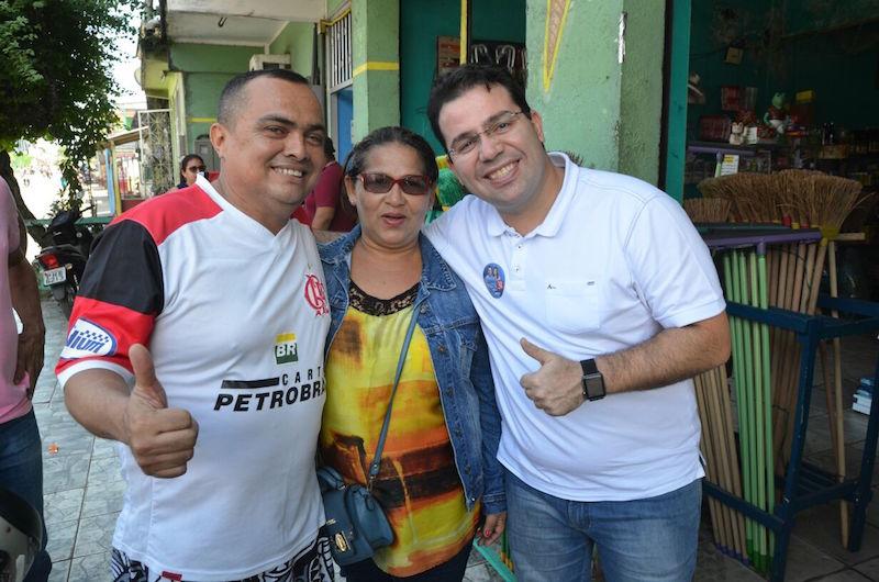 Wilker Barreto visita municípios de Tefé e Coari
