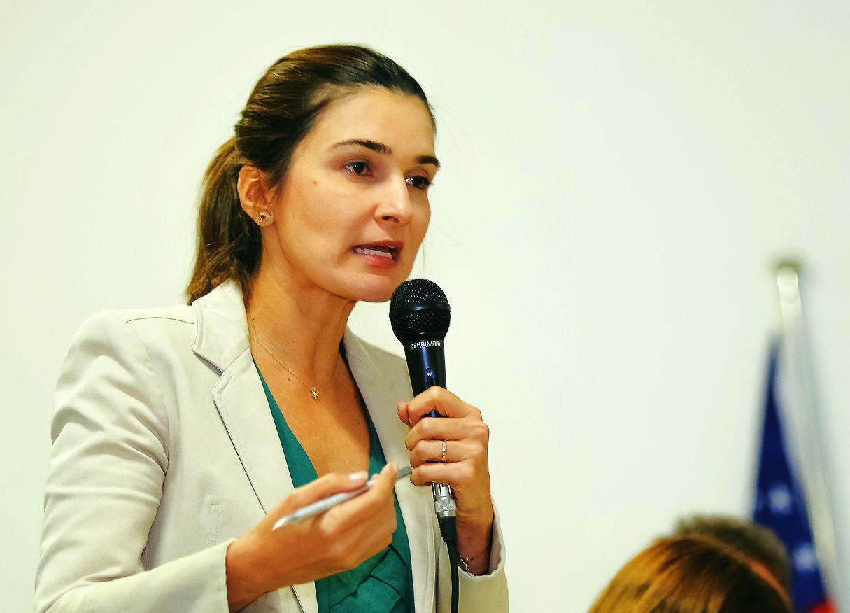 """Rebecca Garcia: """"Interior já tem definições de atendimento"""""""