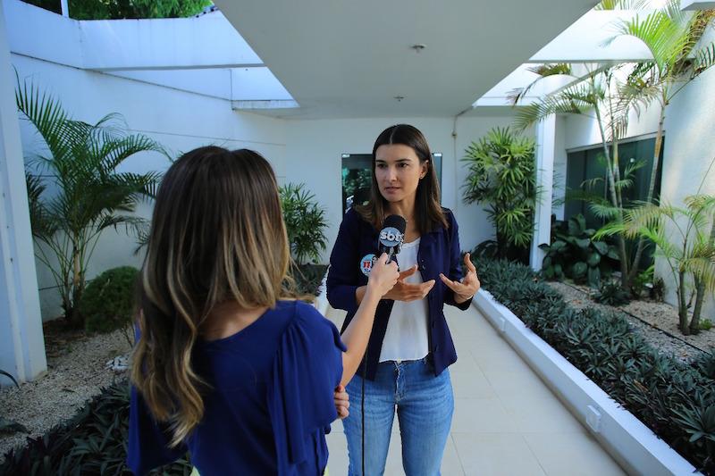Com propostas, Rebecca Garcia evita judicialização de eleição