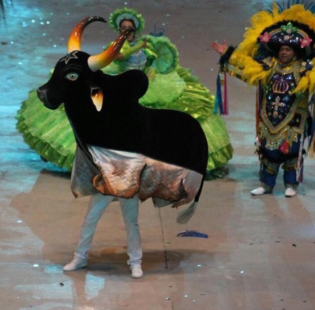 Caprichoso vence 52º Festival Folclórico de Parintins