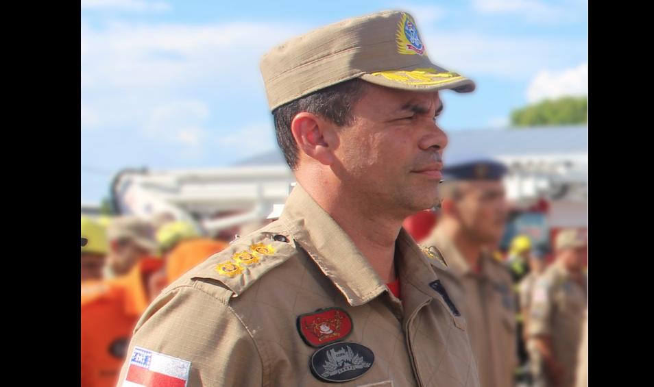 Mudança no comando do Corpo de Bombeiros fortalece a corporação e a Defesa Civil