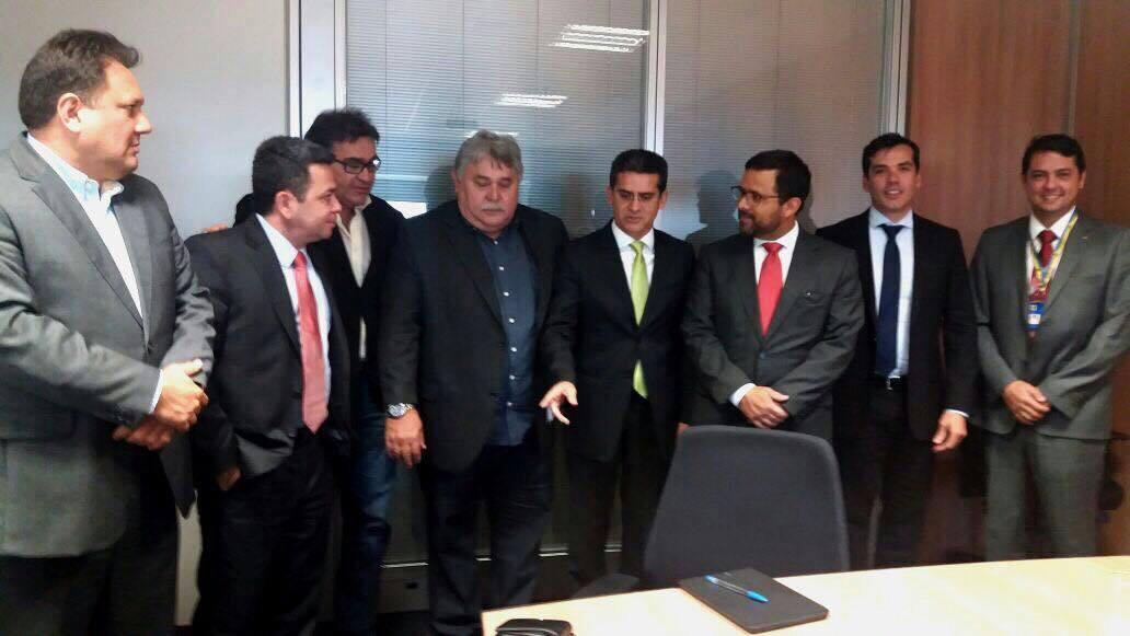 Financiamento do Banco do Brasil para infraestrutura no interior deve sair em 20 dias, diz David Almeida