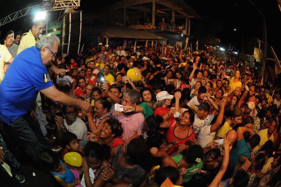 Amazonino promete defesa incansável em prol do povo amazonense