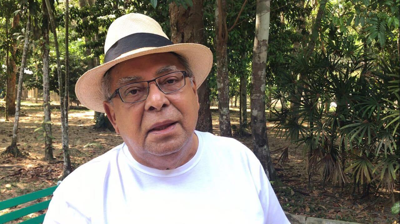 Após 90 dias de intensa campanha, Amazonino escolhe o interior do AM para descansar alguns dias