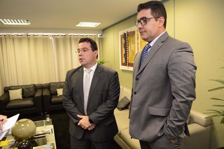 Abdala Fraxe anuncia que Aleam e CMM entrarão com Adin para tentar barrar lei que ameaça a Zona Franca de Manaus