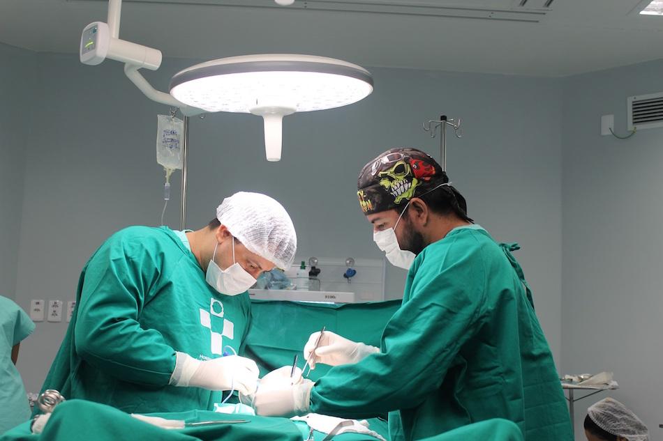 Novo Centro Cirúrgico realiza procedimentos e fila de espera começa a diminuir