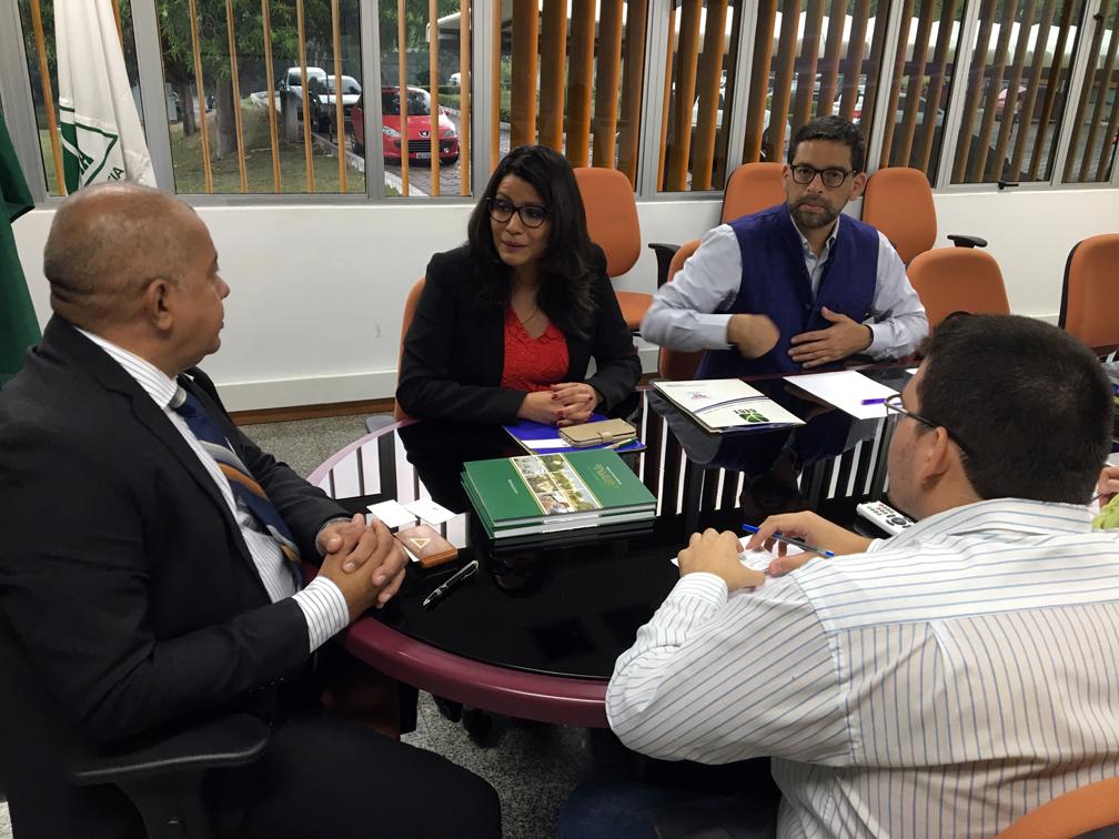 SUFRAMA discute relações comerciais com El Salvador
