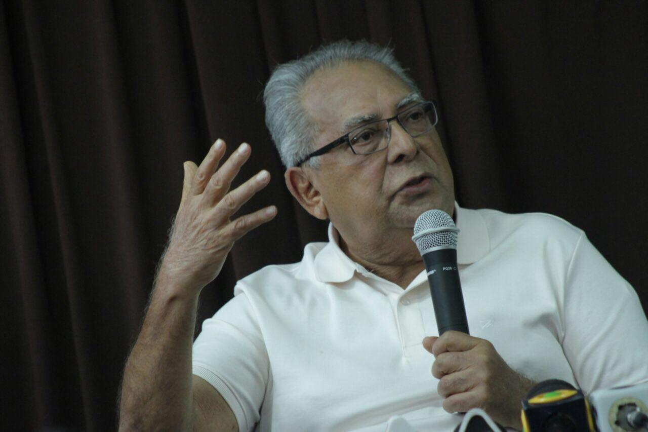 Amazonino Mendes destaca como conduzirá o governo do Estado