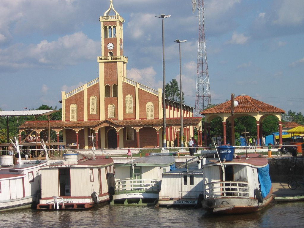 Barreirinha Amazonas fonte: portaldoamazonas.com